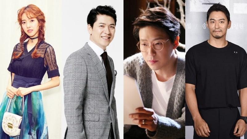 Jin Se Yeon, Kim Sang Kyung, Uhm Ki Joon y Joo Jin Mo tampoco han recibido pagos por dramas