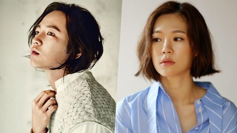 Jang Geun Suk y Han Ye Ri son confirmados como los protagonistas para nuevo drama de SBS