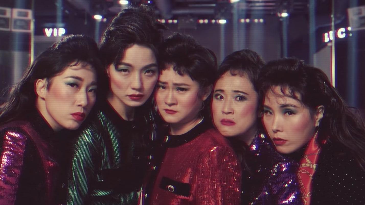 Comediantes Kim Shin Young, Ahn Young Mi y más, debutan como Celeb Five con divertido video musical