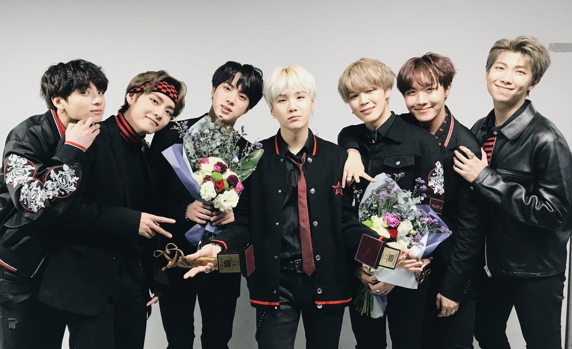 BTS gana el Gran Premio en los 27th Seoul Music Awards