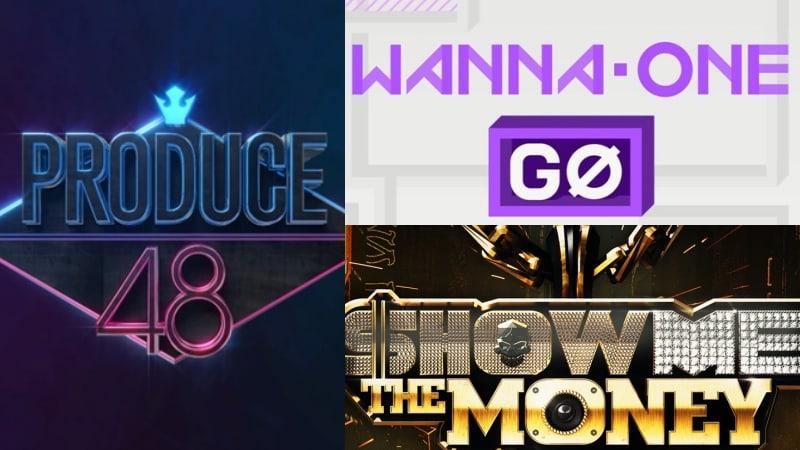 """Mnet comparte sus planes para el 2018 incluidos """"Produce 48"""", """"Wanna One Go"""" y """"Show Me The Money"""""""