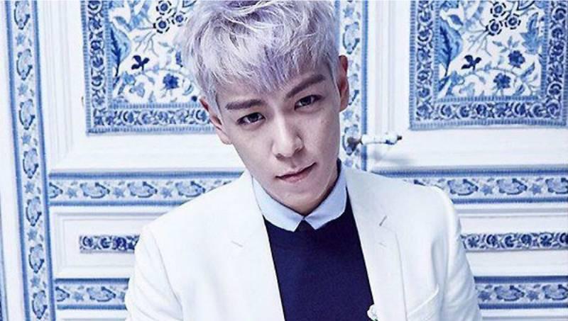T.O.P de BIGBANG reanuda su servicio militar como trabajador de servicio público