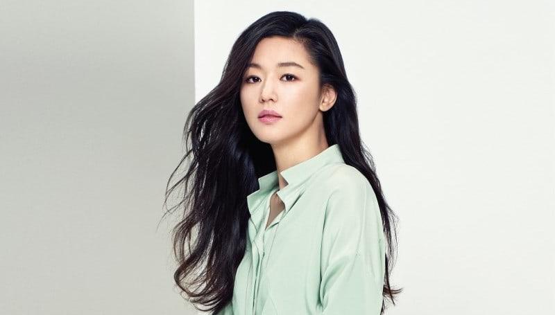 Jun Ji Hyun da la bienvenida a su segundo bebé