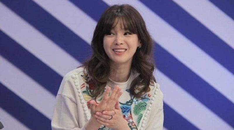 La actriz Jung Ga Eun pide el divorcio