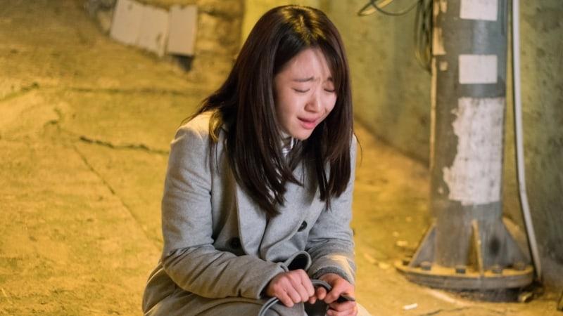 "Won Jin Ah rompe a llorar en ""Just Between Lovers"""