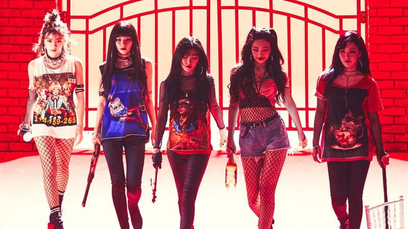 [Actualizado] Red Velvet Revela Nuevas Imu00e1genes Para U0026quot;The Perfect Red Velvetu0026quot; - Soompi Spanish
