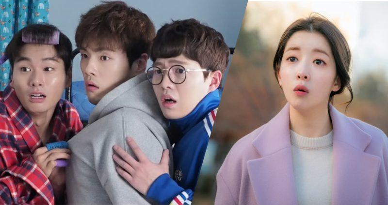 """Kim Jung Hyun y el reparto de """"Waikiki"""" reaccionan de forma divertida ante un invitado inesperado"""