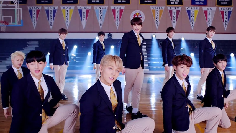 "Golden Child dice ""It's U"" en su MV de regreso"