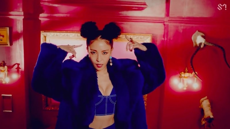"BoA revela el primer vistazo de su MV de ""NEGA DOLA"" a través de un divertido teaser"