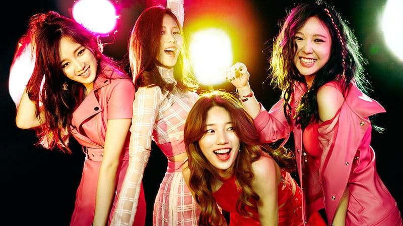 Suzy habla sobre la separación de miss A