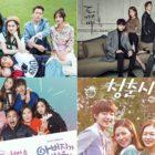 Increíbles elencos de K-Dramas que realmente nos hicieron enamorarnos de sus historias