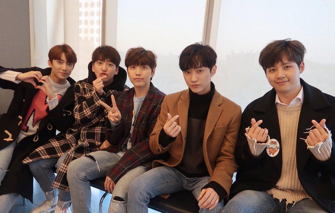 [Actualizado] B1A4 tranquiliza a sus fans luego de su leve accidente automovilístico
