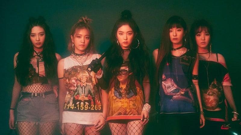 "Red Velvet triunfa en las listas de Álbumes de iTunes con ""The Perfect Red Velvet"""