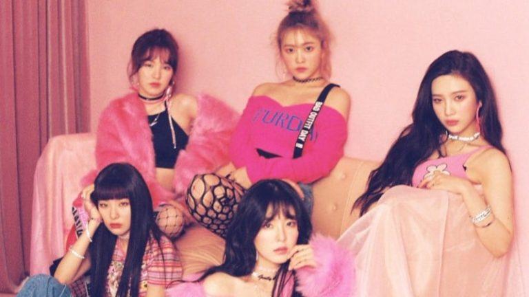 Las integrantes de Red Velvet revelan sus deseos + Miran atrás hacia 2017