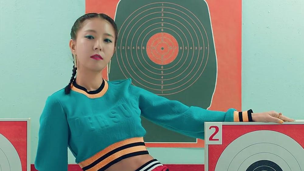 """BoA dice que se está volviendo loca en el MV para """"NEGA DOLA"""""""