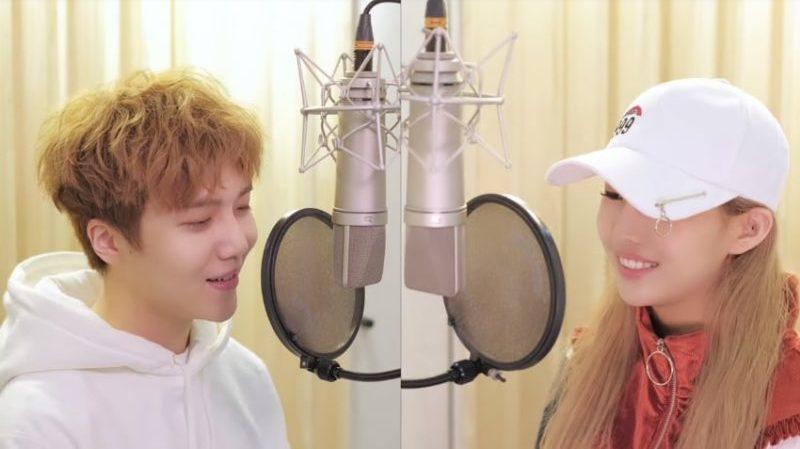 """Jinho de PENTAGON' colabora con Jeon Soyeon para el cover de """"Finesse"""" de Bruno Mars"""