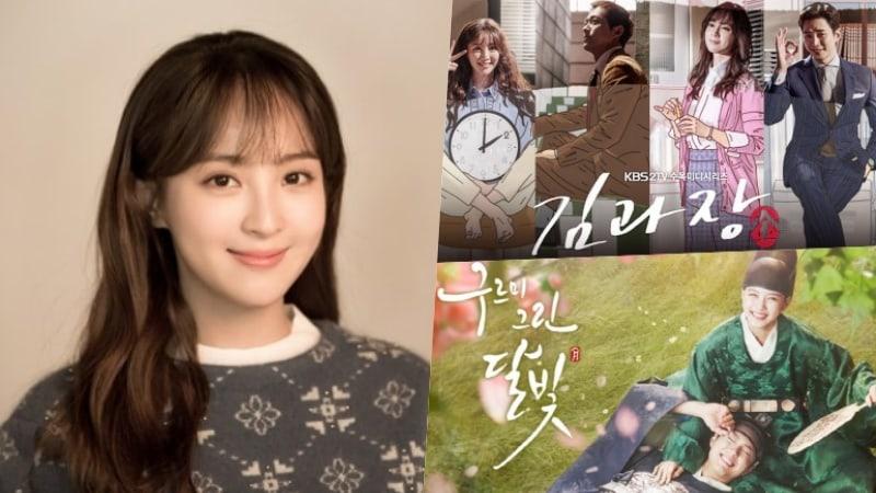 """Jung Hye Sung habla sobre la cercanía de los miembros del elenco de """"Moonlight Drawn By Clouds"""" y """"Chief Kim"""""""