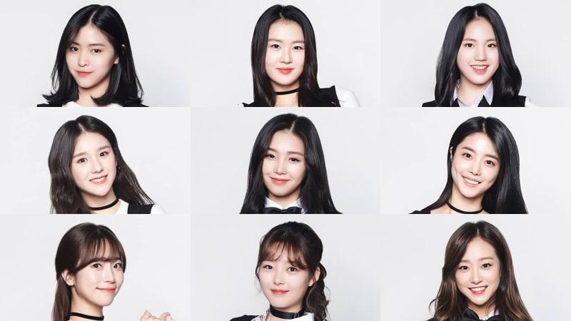 """Las agencias de las miembros del equipo femenino de """"MIXNINE"""" niegan reportes de un debut"""