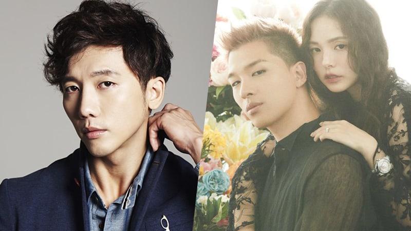 Se confirma que Ki Tae Young oficiará la boda de Taeyang y Min Hyo Rin
