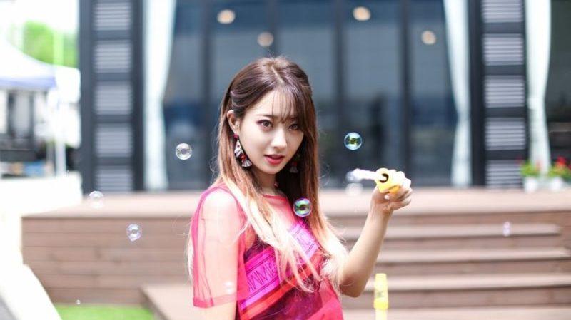 Kyungri de 9MUSES vuelve a firmar contrato con Star Empire