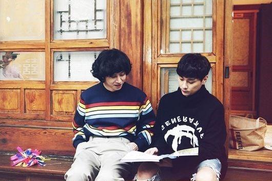 Kim Heechul de Super Junior y Min Kyung Hoon de Buzz se unirán otra vez para una nueva canción