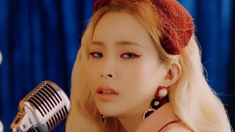 """[Actualizado] Heize revela hermoso video-teaser retro para """"Jenga"""""""