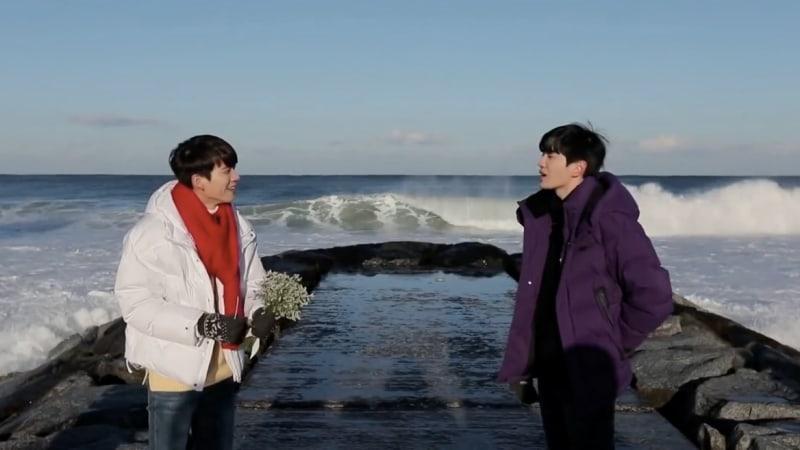 """Woohyun y Sungjong de INFINITE realizan una divertida parodia de """"Goblin"""""""