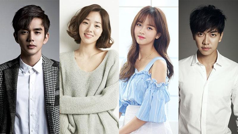 Las mejores estrellas del K-Drama en el radar de los fans internacionales en enero del 2018