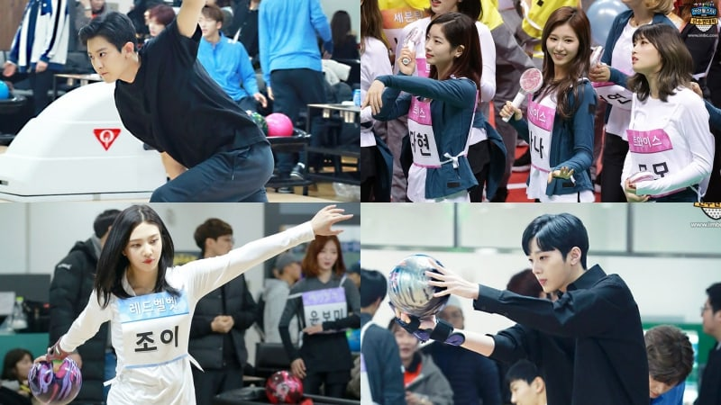"""2018 Idol Star Athletics Championship"" revela primer set de fotos y video de práctica"