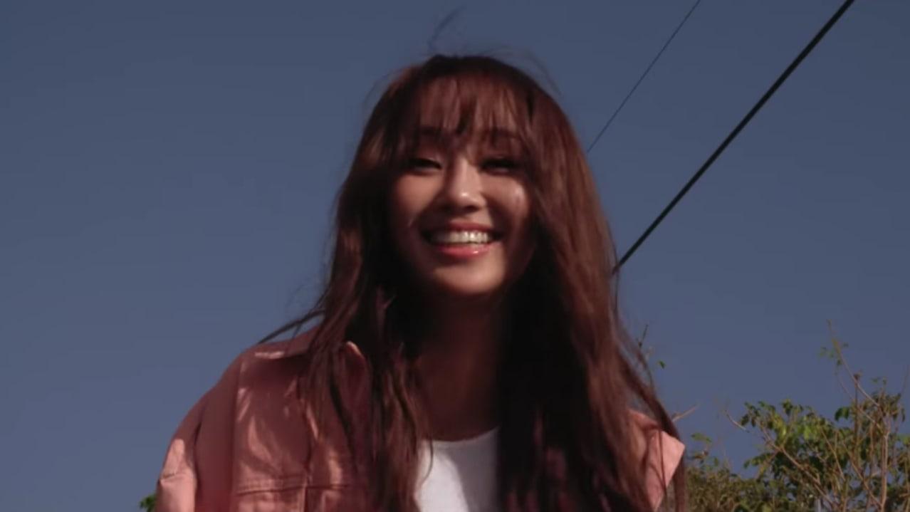 """Hyorin canta sobre retrasar una ruptura en el MV de """"To Do List"""""""