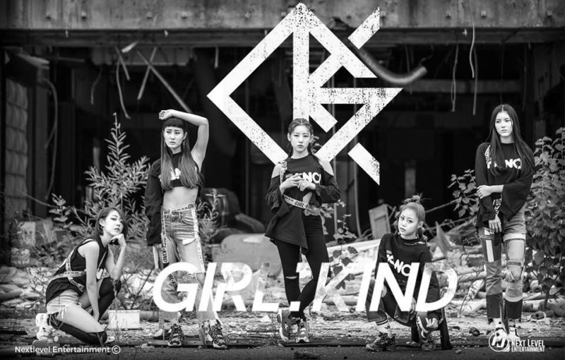 El nuevo grupo Girlkind anuncia el nombre oficial de su club de fans