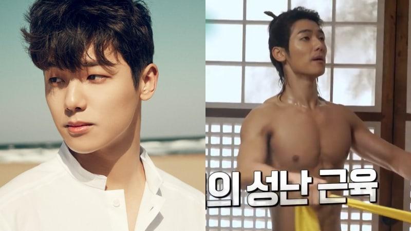 Kang Min Hyuk de CNBLUE habla acerca de ponerse en forma para su primera película histórica