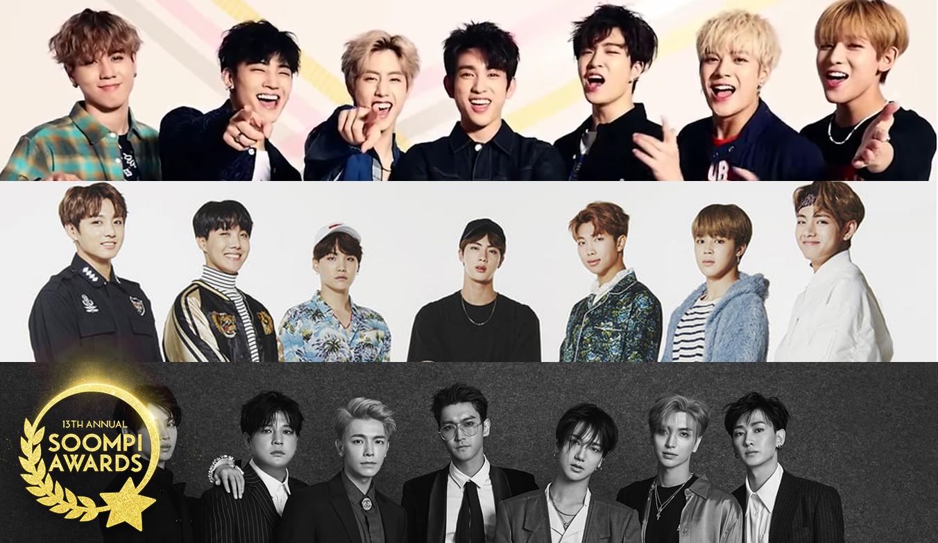 Estos Fueron Los 15 Grupos K Pop Mas Populares En America Latina En