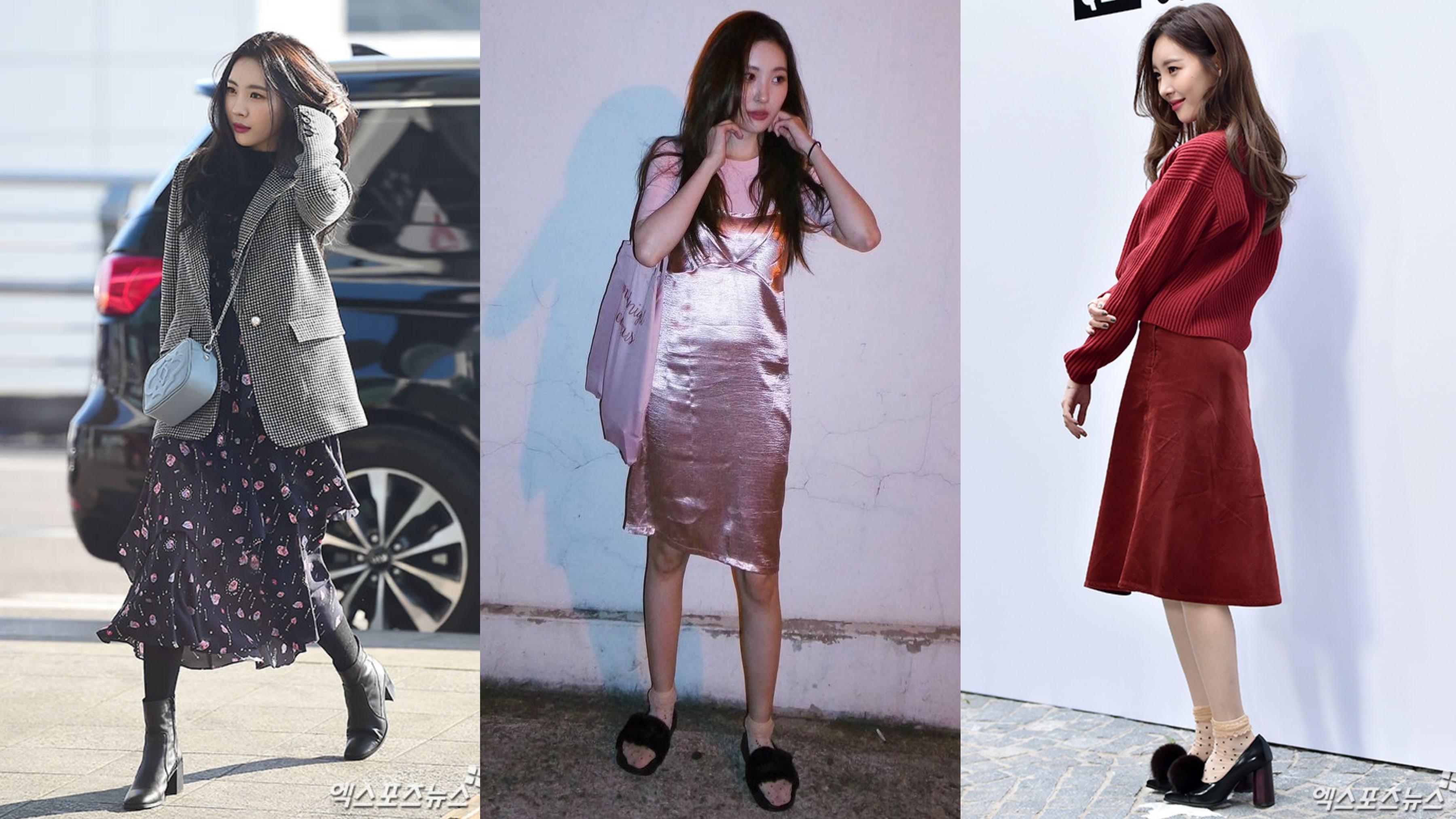 14 consejos de estilo y trucos para tener una apariencia ecléctica como la de Sunmi