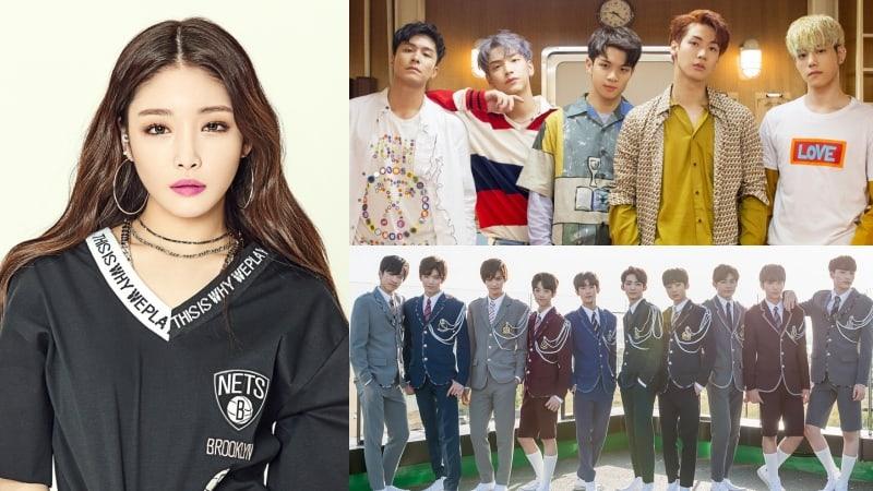 [Actualizado] Chungha, N.Flying, TRCNG y más anunciados para la alineación final de KCON 2018 Japan