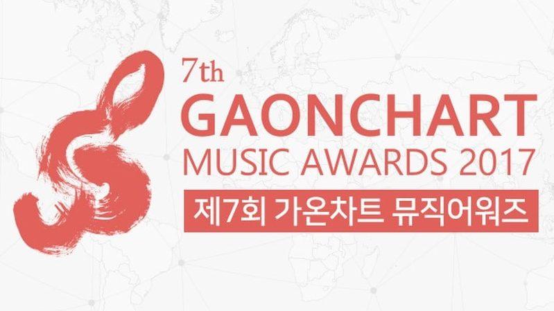 Mira en directo: 7ª edición de los Gaon Chart Music Awards