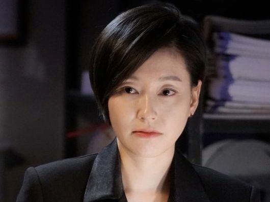 """""""Return"""" hace el cambio a su nueva actriz protagonista cuando Park Jin Hee aparece por primera vez"""