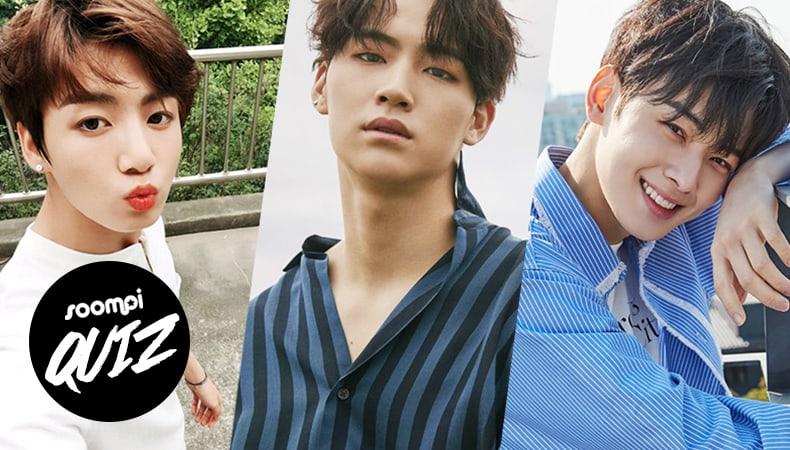 Prueba: ¿Con cuál de estos ídolos masculinos del K-Pop pasarás el Día de San Valentín?