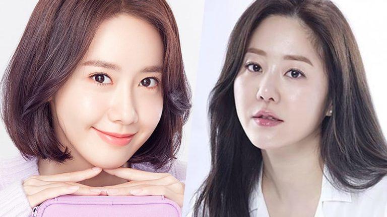 YoonA de Girl's Generation y Go Hyun Jung son los nombres más comentados de la semana