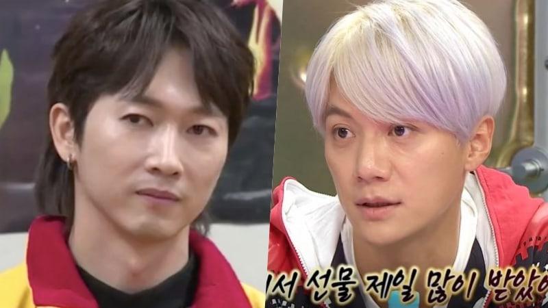 Jang Woo Hyuk de H.O.T. responde salvajemente a la propuesta de una batalla de baile de Lee Jae Jin de SECHSKIES