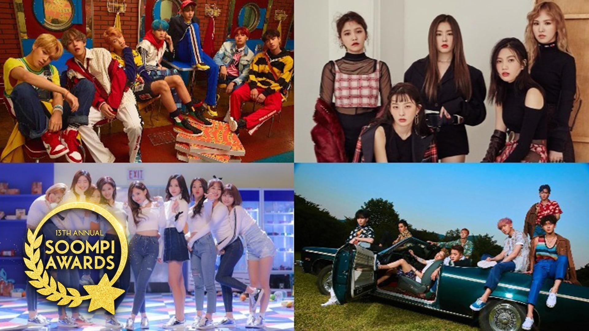 15 artistas K-Pop que tomaron el mundo en sus manos en el 2017