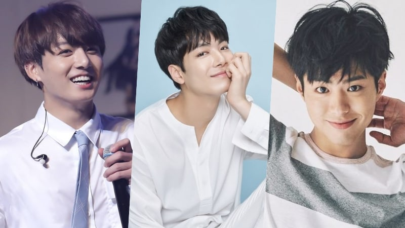 Coreanos votan por las estrellas que los hacen sonreír