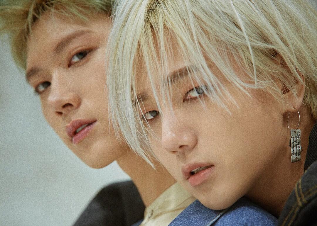 Yesung de Super Junior forma equipo con Ten de NCT en nueva sesión fotográfica
