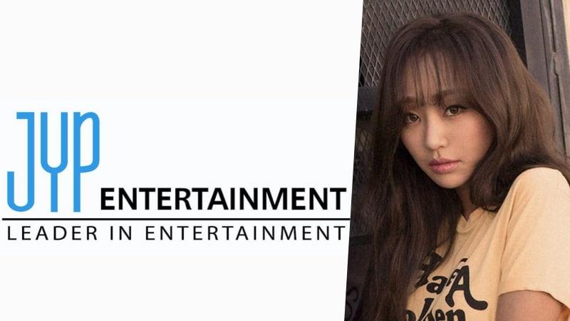JYP Entertainment revela misterioso teaser para una colaboración con Hyorin
