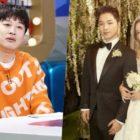 Cha Tae Hyun cuenta historia de lo que lo hizo único en la boda de Taeyang y Min Hyo Rin