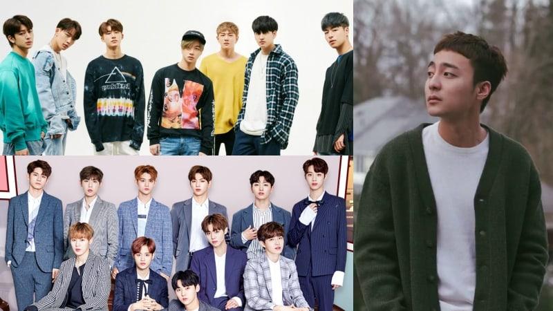 iKON, Roy Kim y Wanna One encabezan las listas semanales de Gaon
