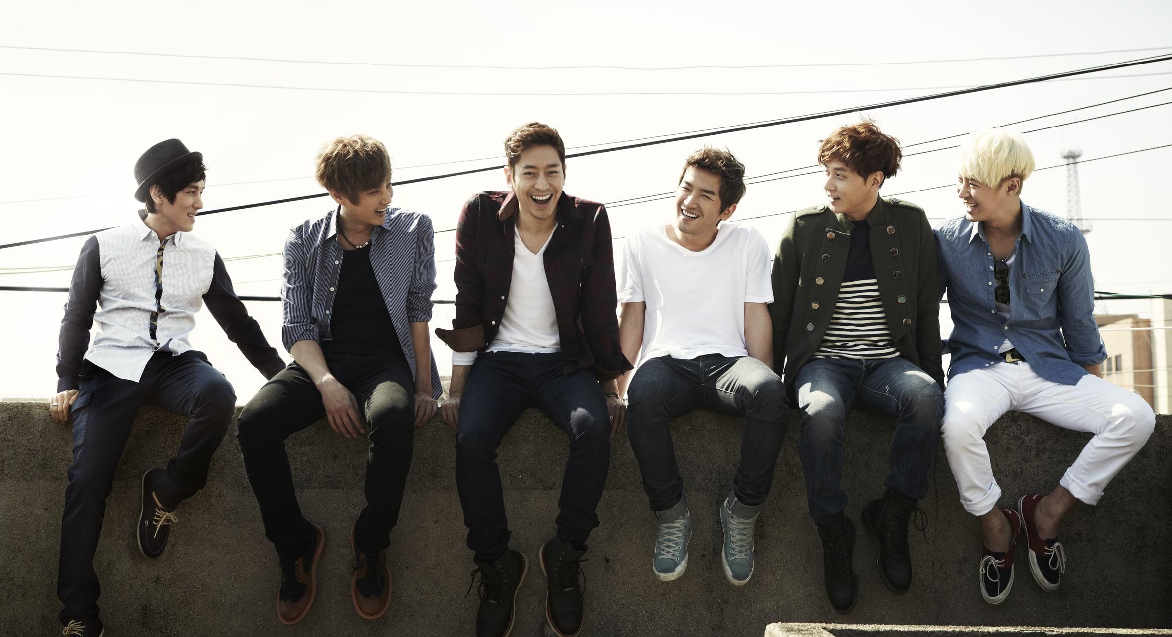 20 años de caos, risas y fraternidad: Los momentos más memorables de Shinhwa