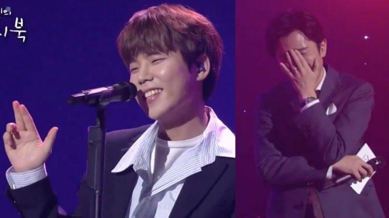 Jung Seung Hwan realiza un medley de exitosos grupos femeninos + Yoo Hee Yeol reacciona de forma divertida
