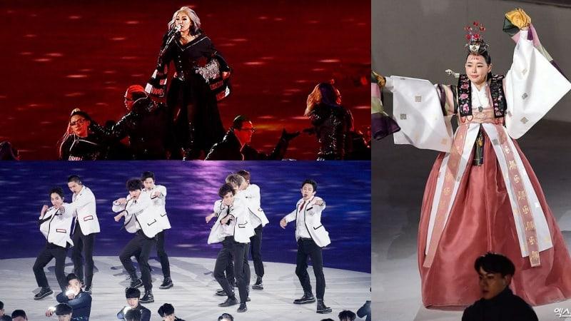 CL, EXO y Honey Lee, cautivan en la ceremonia de clausura de los Juegos Olímpicos de Invierno PyeongChang 2018