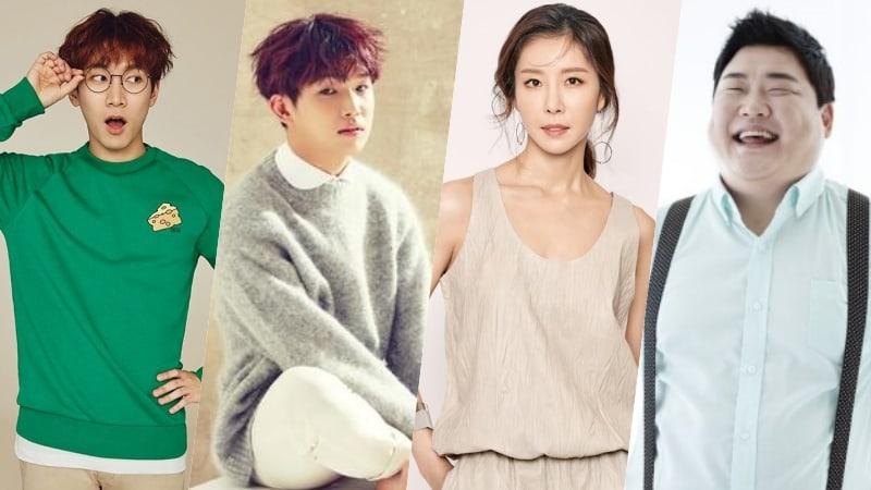 """Eunkwang y Hyunsik de BTOB, Han Eun Jung, Kim Jun Hyun y otros más confirman su participación para """"Law Of The Jungle"""" en México"""